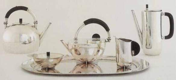 Σχολή σχεδιασμού Bauhaus. Η τέχνη στη βιομηχανία και από εκεί στην καθημερινότητα.