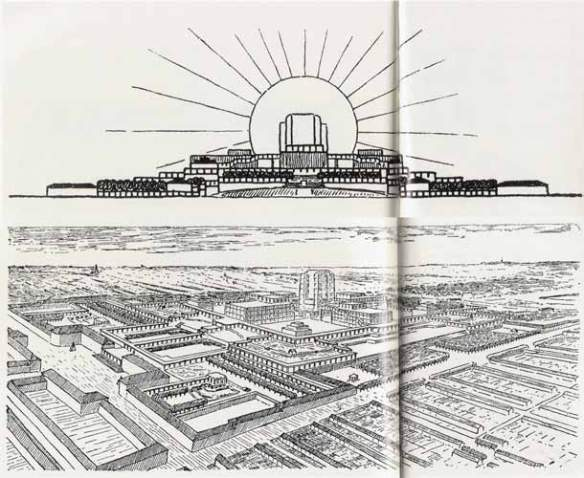 Bruno Taut, The City Crown