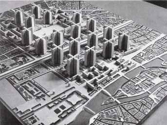Le Corbusier, Ville Radieuse