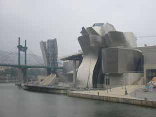 Θέαμα στην αρχιτεκτονική από Frank Gehry