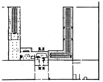 IX. Κάτοψη της φυλακής Auburn