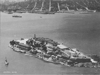 ΧΙΙ. Η φυλακή Αλκατράζ τη δεκαετία του 1940