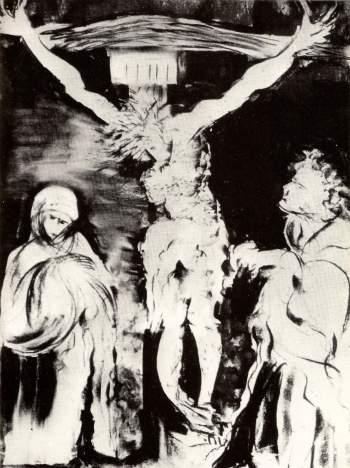 Ανάλυση του έργου του Matthias Grünewald, η «Σταύρωση»