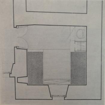 Λεπτομέρεια Δωματίου (Κάτοψη)