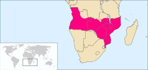 Τριανταφυλλόχρωμος Χάρτης (Mapa cor de rosa)