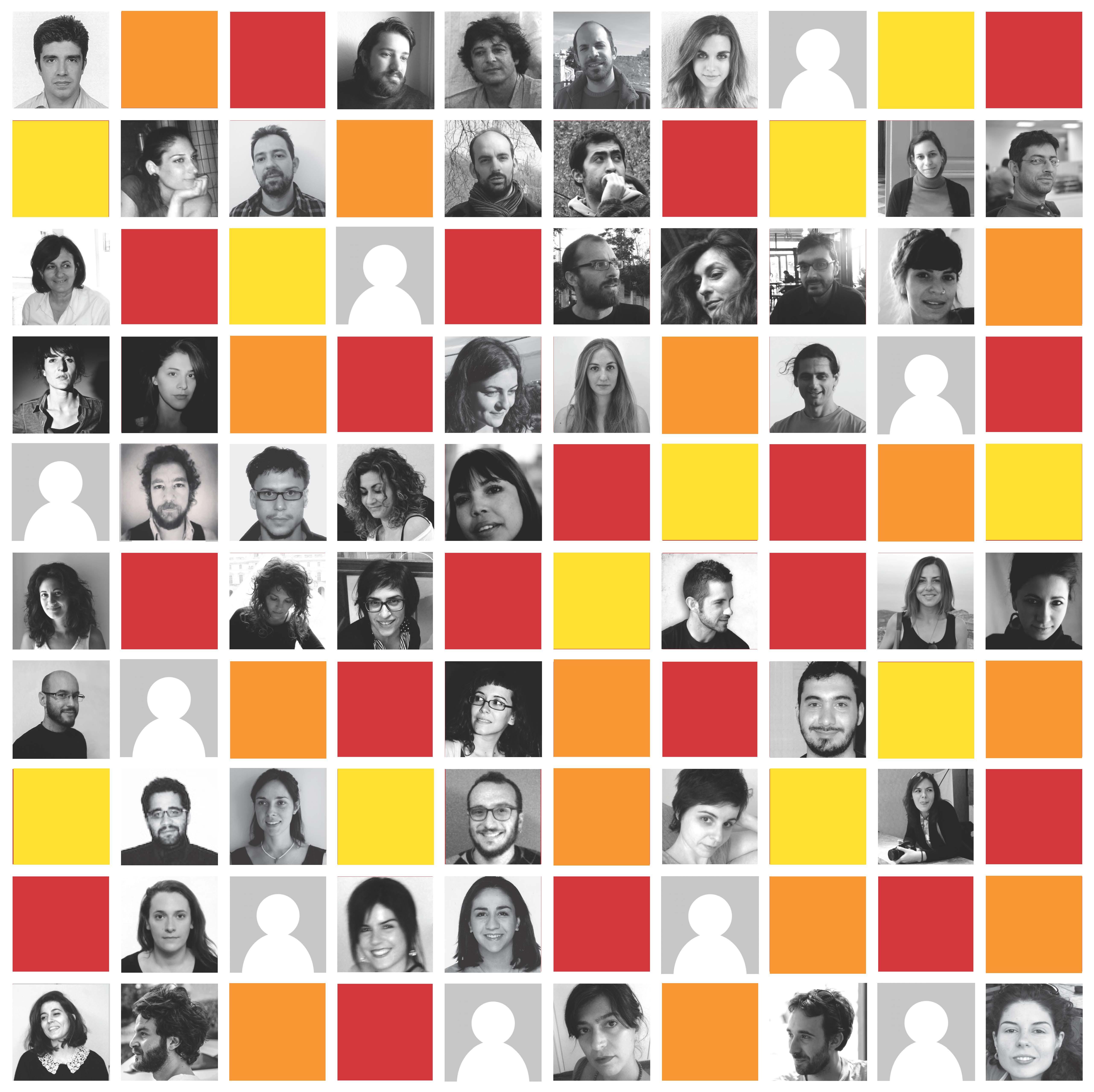 Τα ψηφοδέλτια της ΑΚΕΑ / τα πρόσωπα. Πατήστε πάνω στην εικόνα για μεγέθυνση.