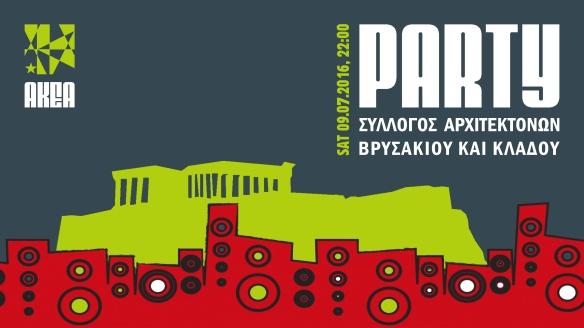 Party AKEA 9-7-2016