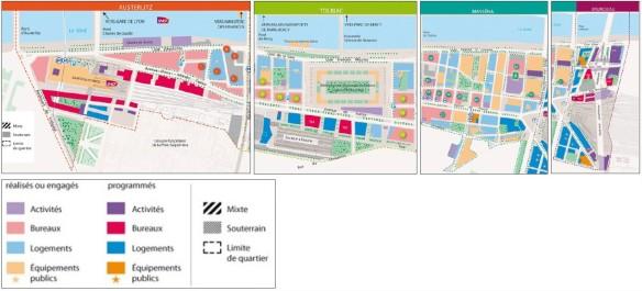 Εικόνα 21: Γενικές λειτουργίες ανά τομέα.