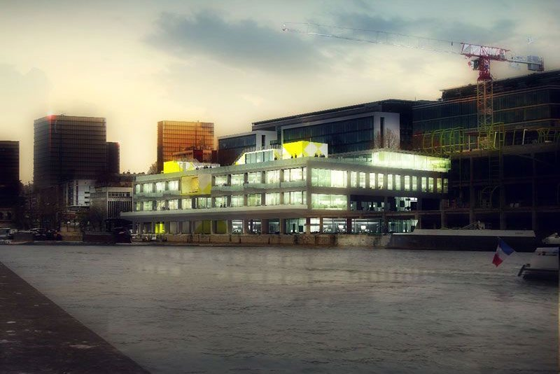 Εικόνα 23: Νέα κτίρια και χρήσεις στο παλιό λιμάνι.