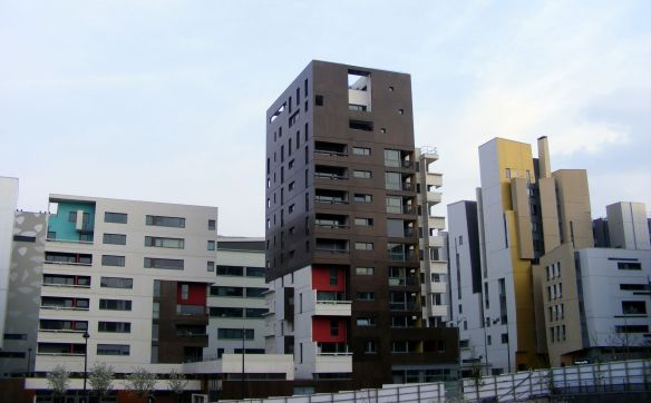 Εικόνα 24: Νέα κτίρια κατοικιών.
