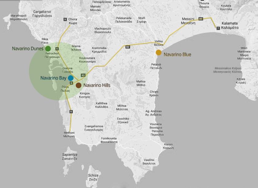 Εικόνα 8: η περιοχή, όπου εστιάζει η επιτόπια έρευνα (ίδια επεξεργασία)