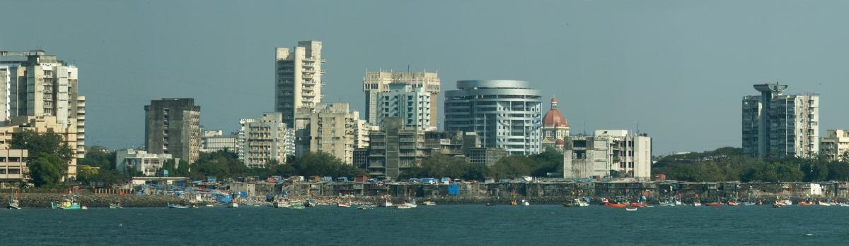 Mumbai: εκδοχές κατοίκησης σε μια ινδικήμεγαλούπολη