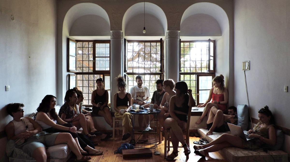 Εικόνες από την 8η Συνάντηση ΝέωνΑρχιτεκτόνων